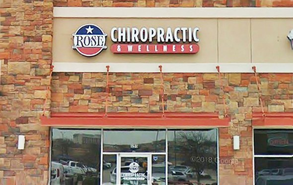 Chiropractic Fort Worth TX Office Building